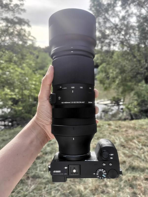 SIGMA 100-400mm F5-6.3 DG DN OS   Contemporary @E-Mount 鳥攝試用分享 - DCFever.com
