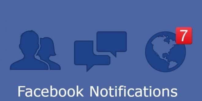 ضبط اشعارات الفيسبوك و طريقة ايقاف تنبيهات الفيس بوك