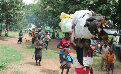 Image result for Thousands Flee Villages In English-Speaking Parts of Cameroon