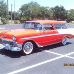 Used 1956 Chevrolet Nomad For Sale Carsforsale Com