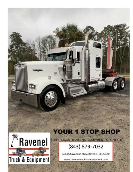 Used Trucks For Sale In Houston By Owner : trucks, houston, owner, Kenworth, W900L, Houston,, Carsforsale.com®