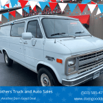 Used Chevrolet Chevy Van For Sale Carsforsale Com