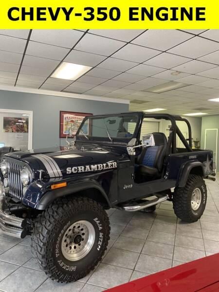 2017 Jeep Scrambler Price : scrambler, price, Scrambler, Ontario,, Carsforsale.com®
