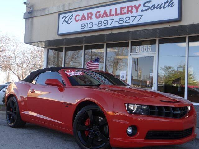 Chevrolet Camaro For Sale In Kansas City Mo Carsforsale Com