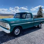Used 1967 Ford F 100 For Sale Carsforsale Com