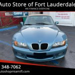 Used 1997 Bmw Z3 For Sale Carsforsale Com