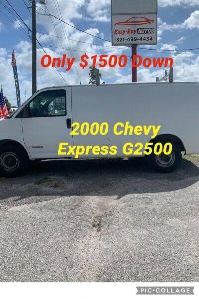 Mini Trucks For Sale In Pa : trucks, Chevrolet, Express, Cargo, Carsforsale.com®