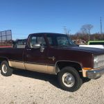 Used 1982 Chevrolet C K 10 Series For Sale In Oklahoma City Ok Carsforsale Com