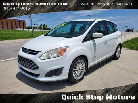 Ford C Max Hybrid For Sale In Kansas City Mo Quick Stop Motors