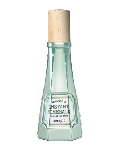 benefit cosmetics women instant comeback age defying serum