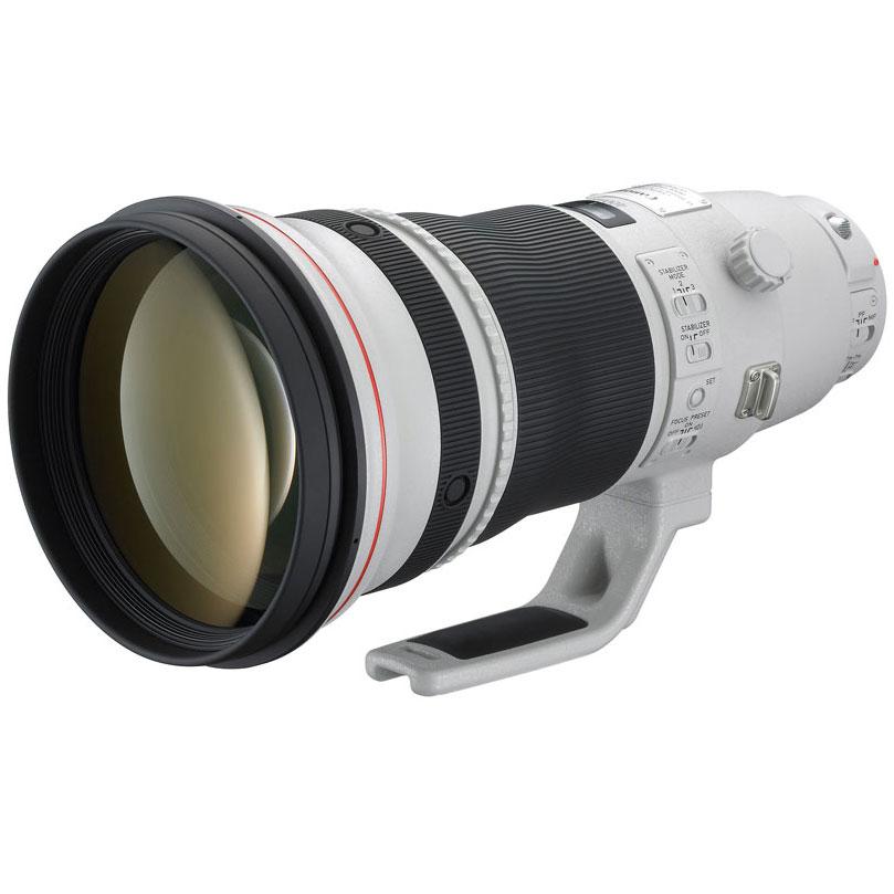 Canon EF 400mm f/2.8 L IS II USM (已停產) 鏡頭規格,價錢及介紹文 - DCFever.com