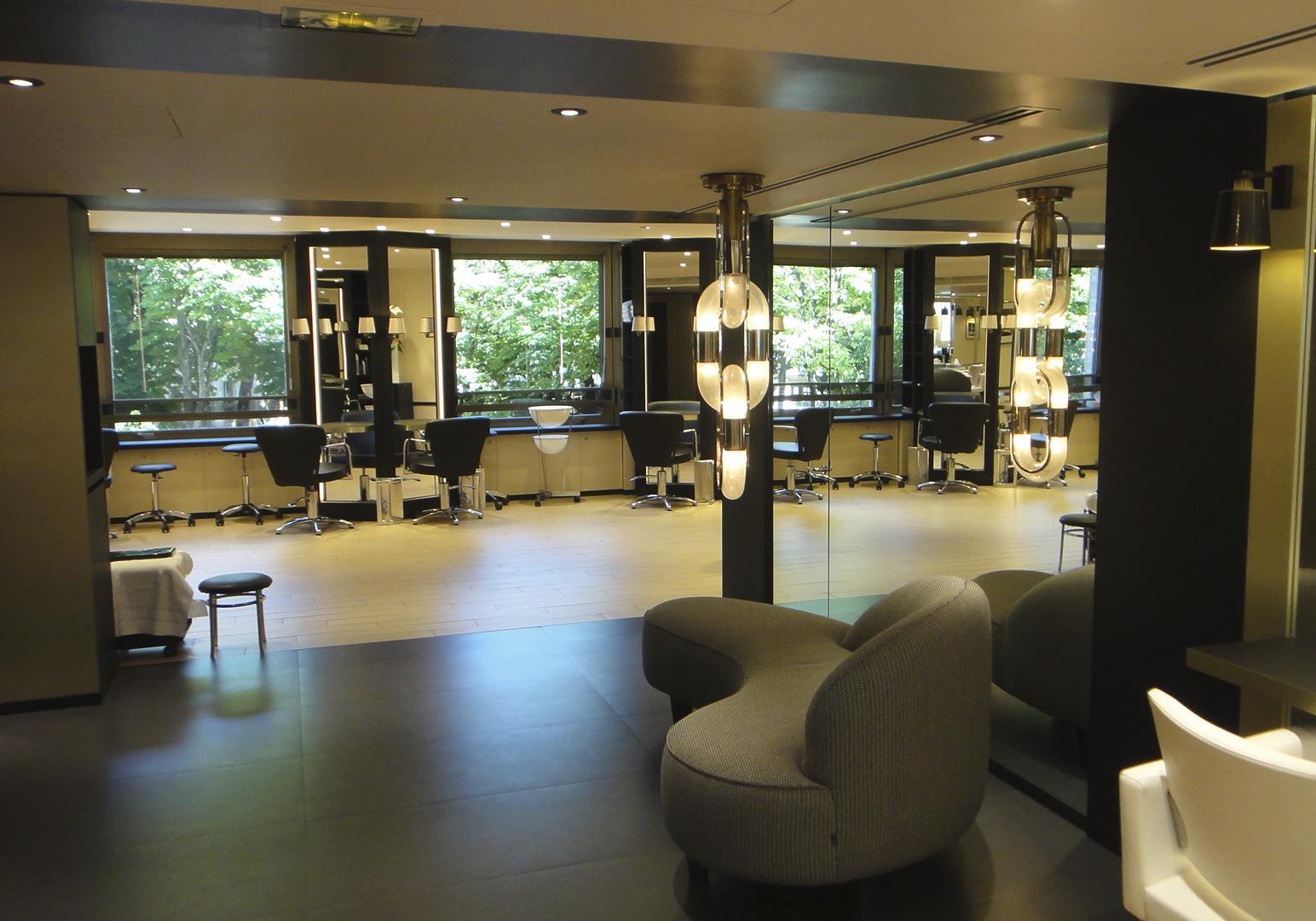 ELLEBeautySpot Le Salon De Patrick Als Elle