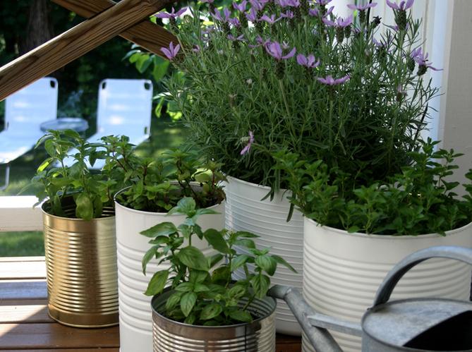 5 Ides De Jardin Pour Mini Balcon Elle Dcoration
