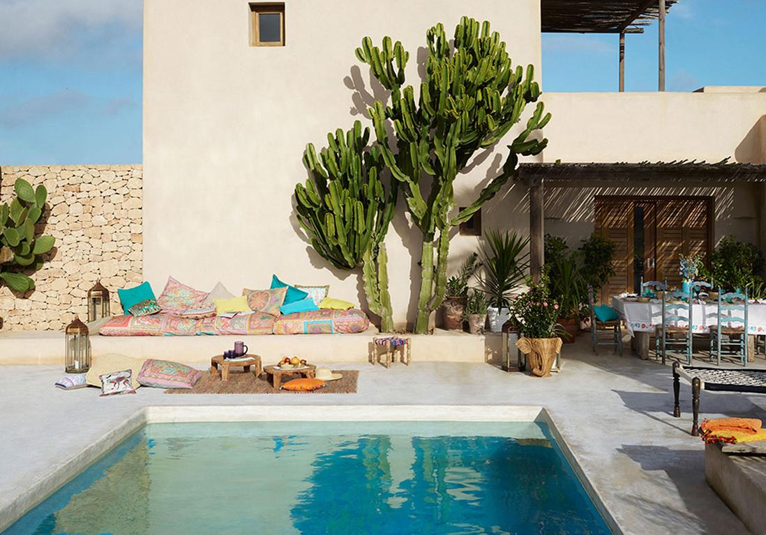 Terrasse Exterieur Avec Piscine