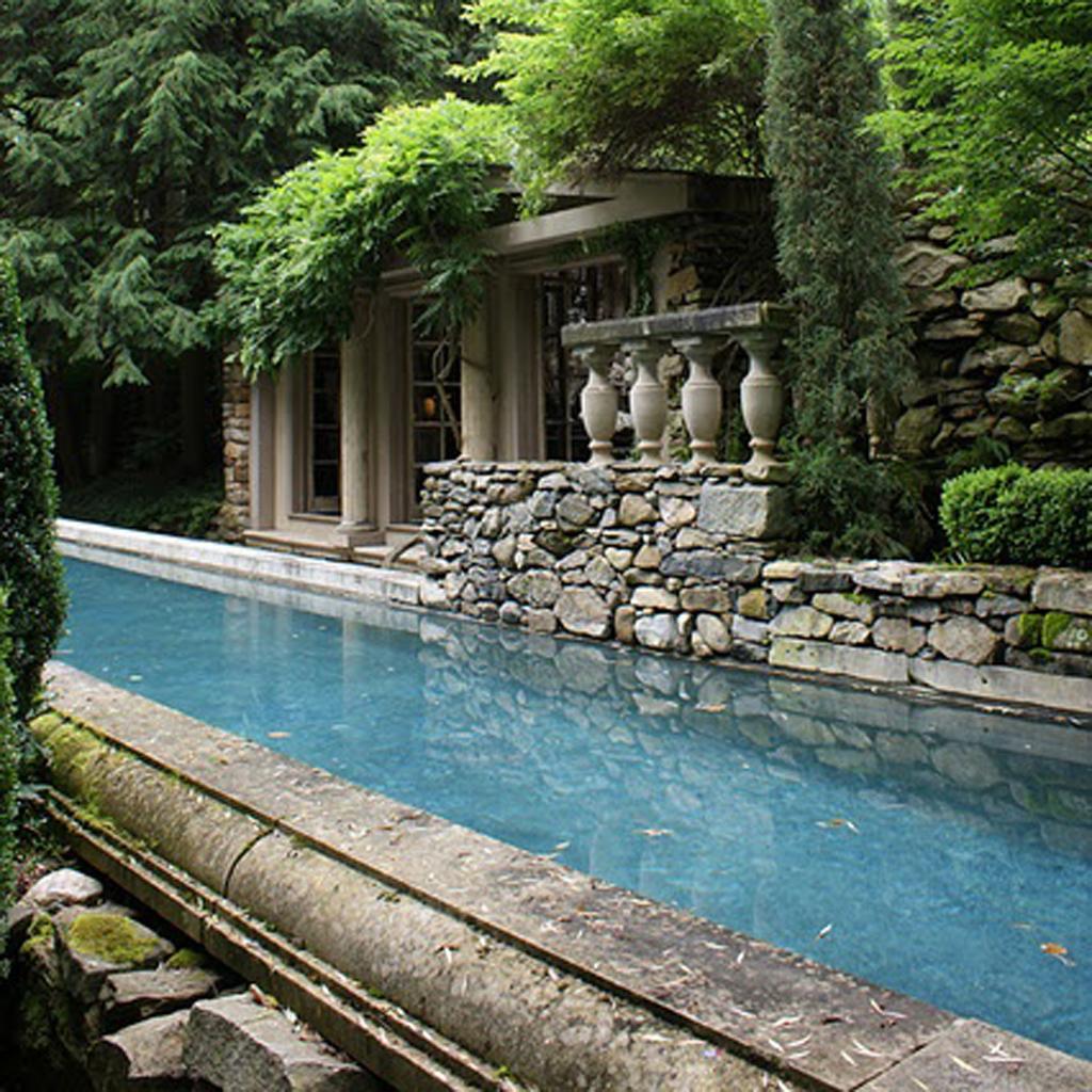 Les piscines de rve de notre t sur Pinterest  Elle Dcoration