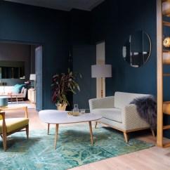 Ikea Showroom Living Room Ideas With Sectionals Le Bleu, Roi De Nos Intérieurs - Elle Décoration