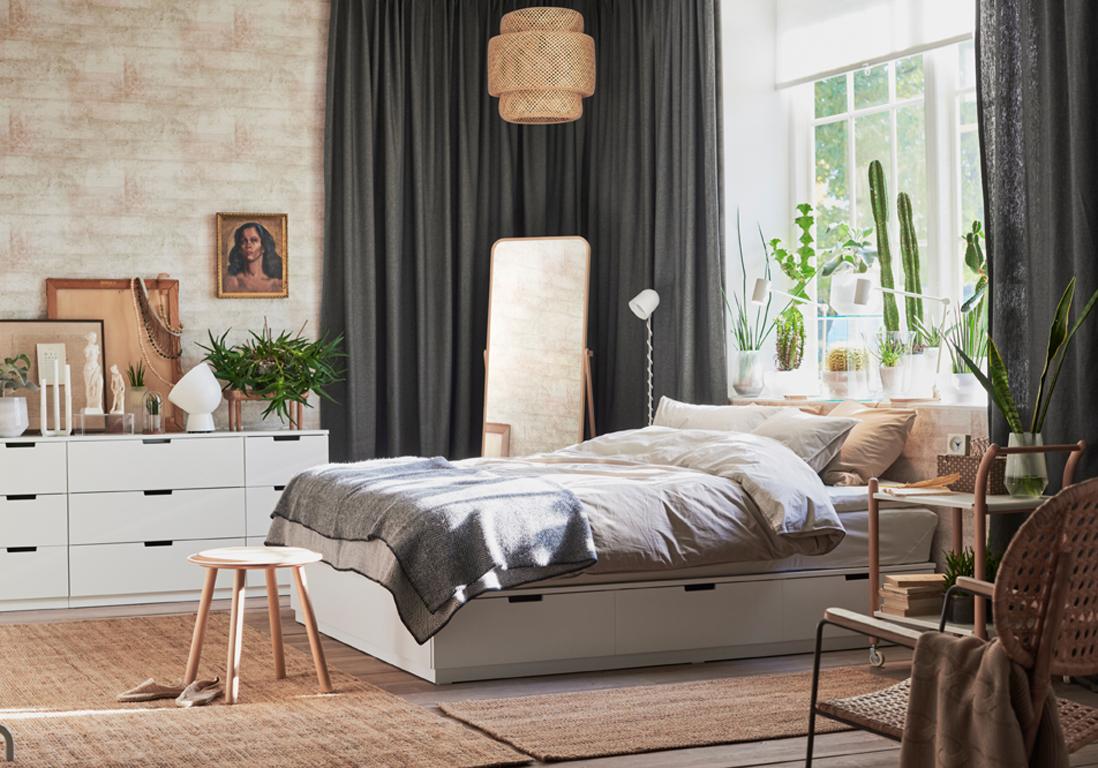 bedroom chair pinterest office for sciatica uk lit avec rangement notre sélection de modèles pour la