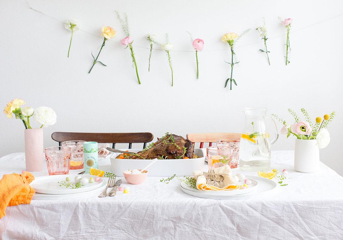 Décoration De Table Pâques  Nos Meilleures Idées Pour Une