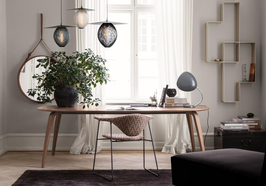 Un bureau design pour un espace de travail styl  Elle Dcoration