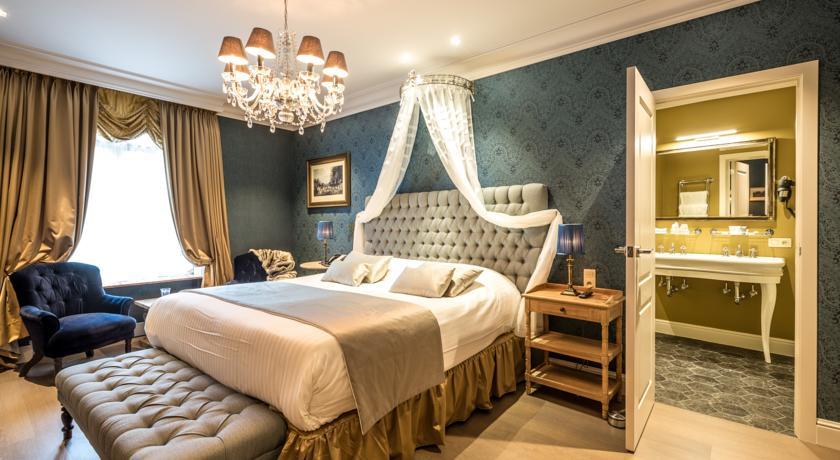Une Belle Chambre Dhtel Bruges Les Plus Belles