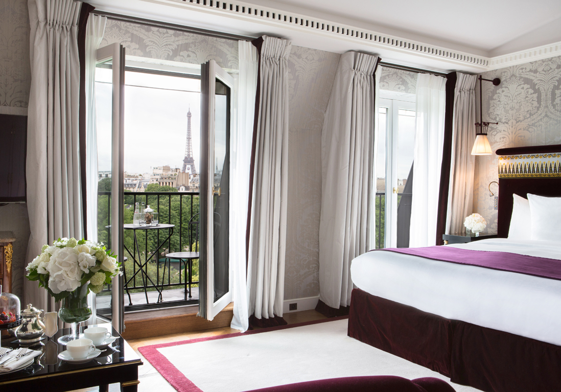 Htel La Rserve Paris Hotel Amp Spa Htel Secret 10 Adresses Parisiennes Pour Rver De Luxe