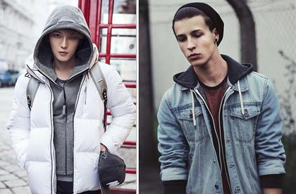 【街頭型男】關於帽T的4種穿搭方式!冬天最好搭配的單品輕鬆學! - Page 3 | manfashion這樣變型男