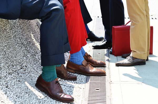 造型長筒襪妙搭法,秋冬型男穿搭再進化! - Page 2 | manfashion這樣變型男