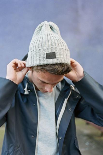 【型男TALK】毛帽怎麼戴才有型?從臉型挑款式的完美毛帽戴法大公開! - Page 5 | manfashion這樣變型男