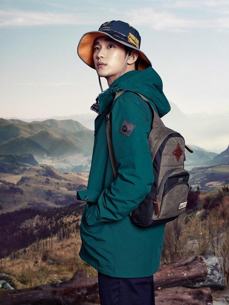 登山裝備之時尚升級。運動也能顧穿搭! - Page 3   manfashion這樣變型男