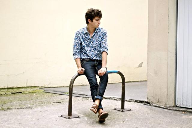 基本單品穿出潮流,搖滾,印花3種風格,法國男模 Matthias Cornilleau 的百變穿搭! - Page 3 | manfashion這樣變型男