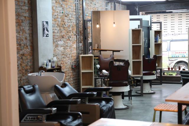 經典復古油頭哪裡剪?臺北5家「Barber Shop」男仕理髮廳推薦, Sculptor Barber,電話-上海-YHOUSE悅會