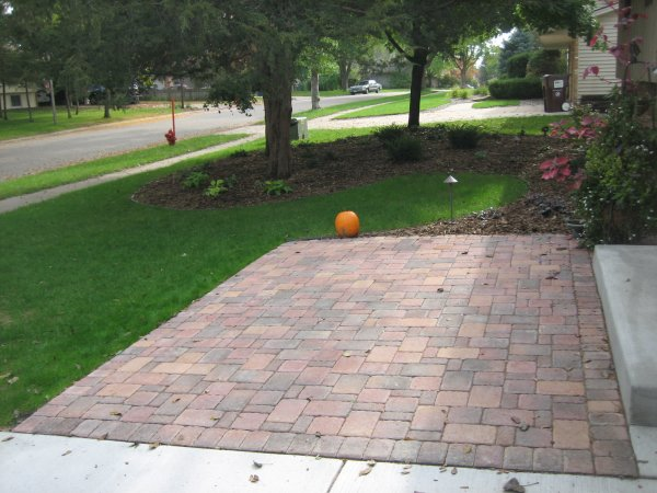 borgert autumn blend cobble front