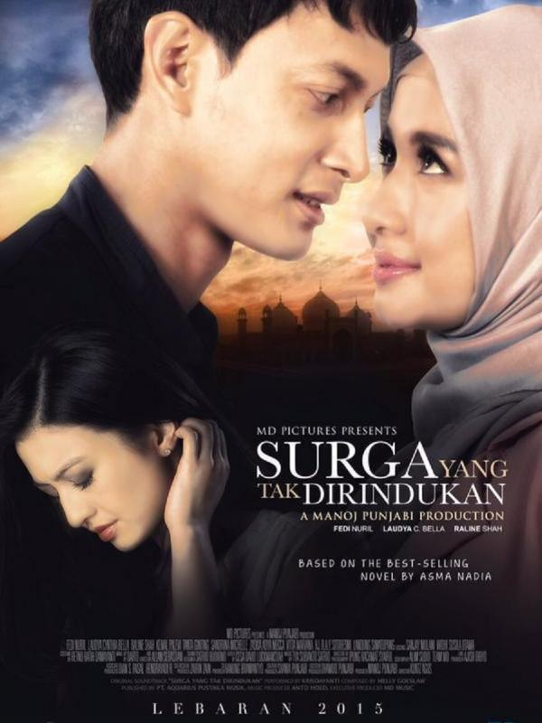 Download Film Surga Yang Tak Dirindukan 2 : download, surga, dirindukan, Raline, Pastikan, Bagaimana, Dengan, Nuril?, Entertainment, Fimela.com