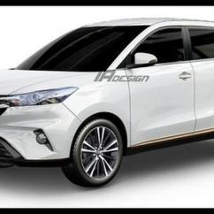 Rasio Kompresi Grand New Avanza Toyota Yaris Trd Kit Ini Bedanya Mesin Baru Dengan Versi Lawas Inikah Sosok Xenia Generasi Terbaru