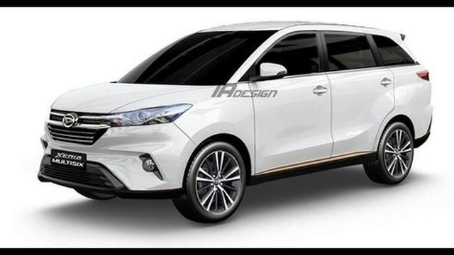 harga terbaru grand new avanza 2018 perbedaan all kijang innova g v q inikah sosok xenia generasi otomotif liputan6 com rendering daihatsu dn multisix
