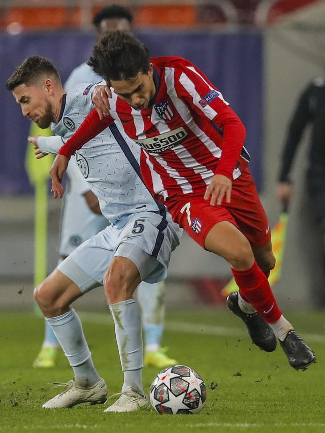 Live Score Liga Spanyol Tadi Malam : score, spanyol, malam, Streaming, Champions, Malam, Chelsea, Atletico, Madrid, Dunia, Bola.com