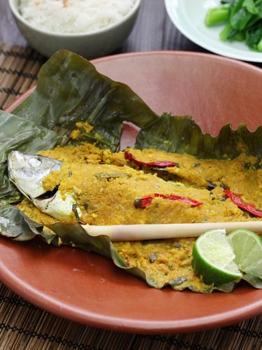Resep Pepes Ikan Mas : resep, pepes, Resep, Praktis, Pepes, Enaknya, Kebangetan, Lifestyle, Fimela.com