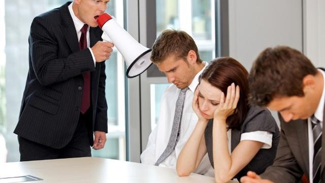 Bos Kamu Galak? Jangan Buru-buru Resign - Bisnis Liputan6.com