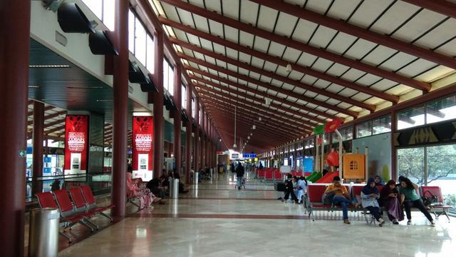 Pengantar Penumpang Kini Bisa Ke Landside Terminal 1 Dan 2