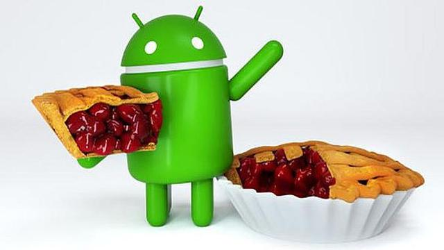 Ilustrasi Android 9 Pie