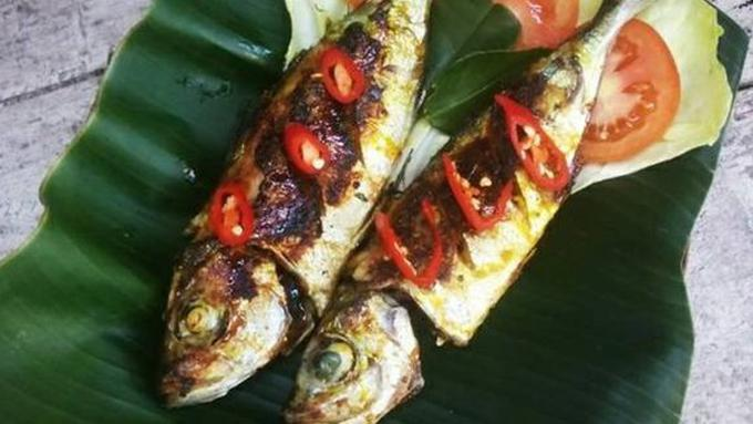 Resepi Ikan Kembung Bakar Simple ~ Resep Masakan Khas
