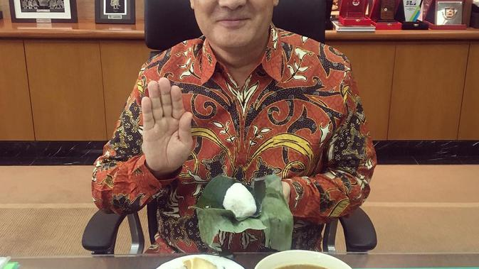 Duta Besar Jepang Ishii Masafumi (Sumber: Instagram/jpnambsindonesia)