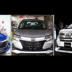 Grand New Avanza 2019 Harga Toyota Yaris Heykers Trd Sportivo Top3 Berita Hari Ini Dan Interior Perbandingan Dengan Pendahulunya Vellfire Ist