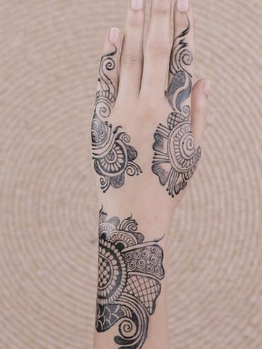 Cara menghilangkan tato henna dengan mudah - YouTube