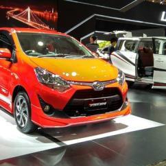 Harga New Agya Trd 2017 Kijang Innova Luxury Simulasi Kredit Toyota Rp 1 4 Juta Per Bulan Otomotif Di Iims Foto Rio Liputan6