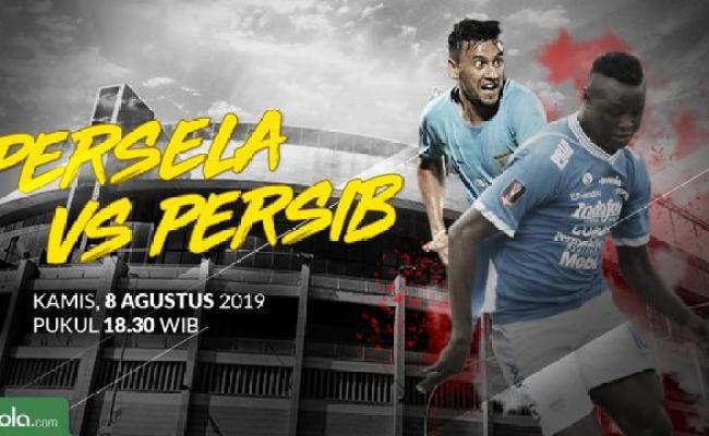 Jadwal Shopee Liga 1 2019 Malam Ini Persib Sambangi