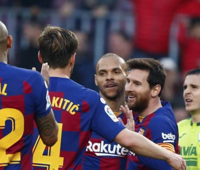 Barcelona Kudeta Real Madrid Dari Puncak Klasemen Liga Spanyol