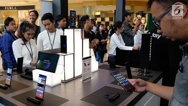 Menjajal Teknologi Canggih di Samsung Galaxy Premium Studio