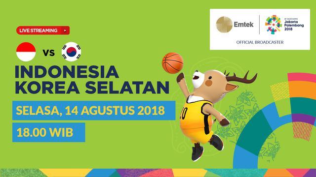 Prediksi Timnas Basket Indonesia Vs Korsel di Asian Games ...