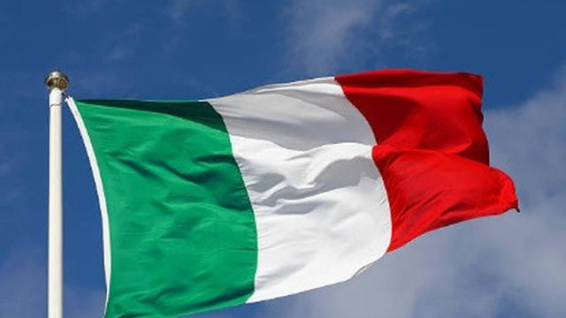 Bendera Italia.